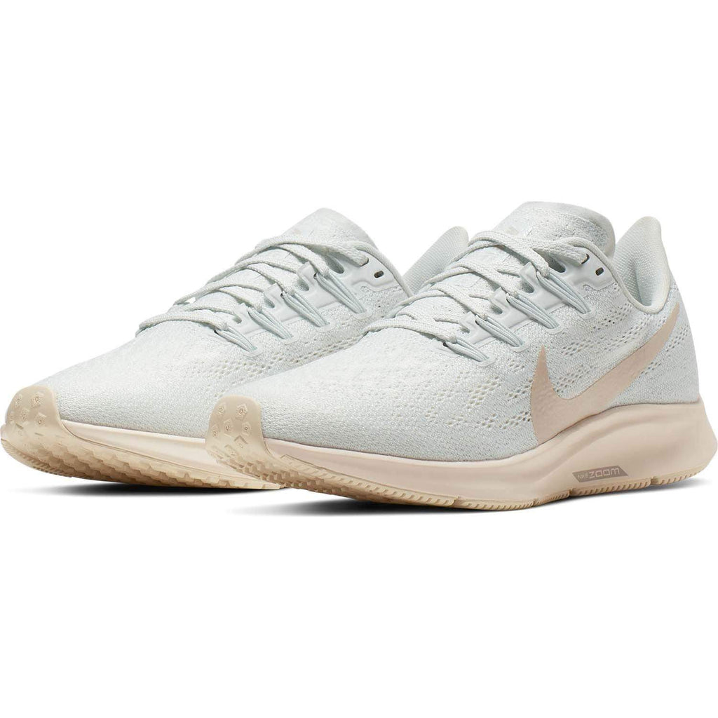Nike Kids Nike Air Zoom Pegasus 36 Womens Ghost Aqua / Light Cream -Sail - Pair view