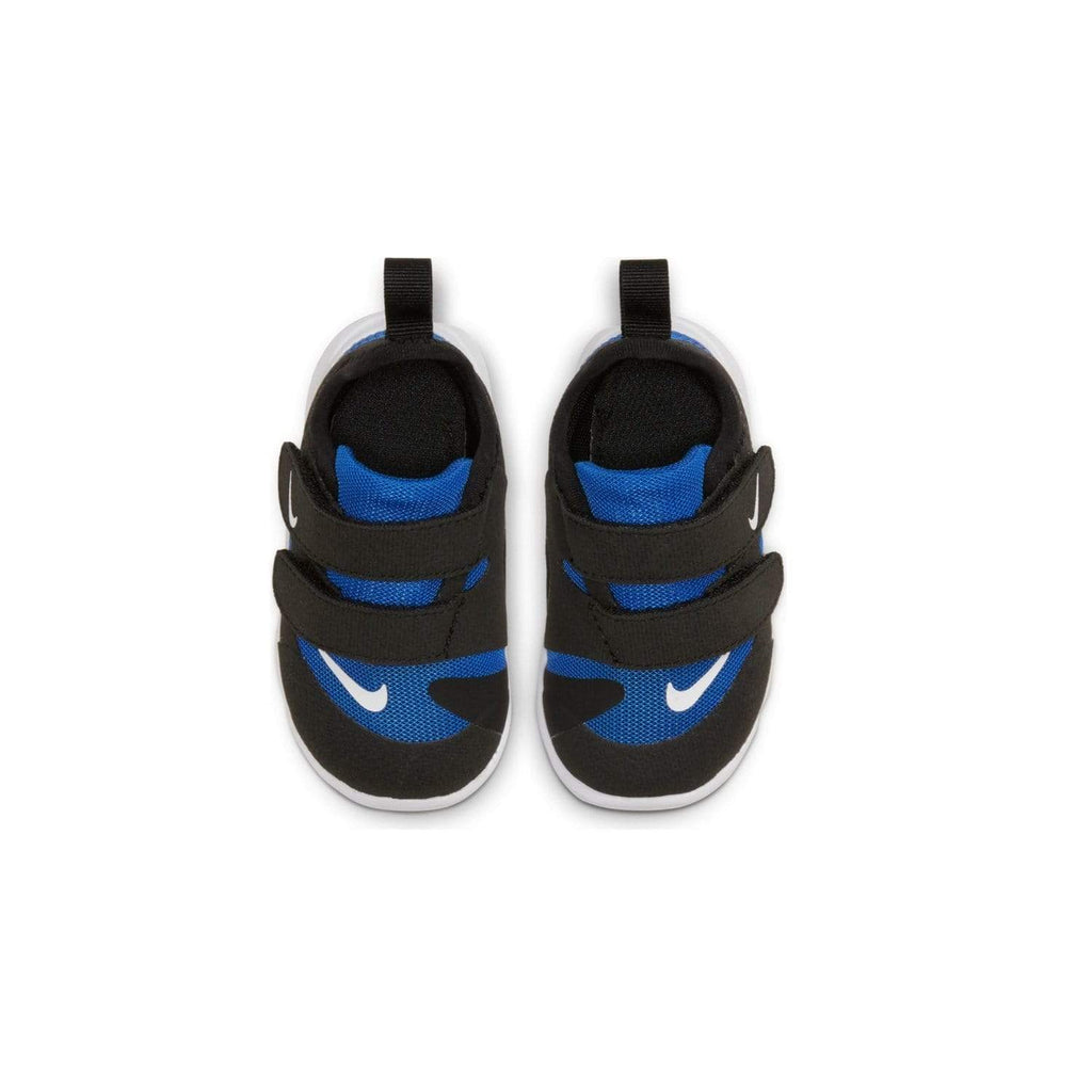 Nike Kids Nike Free 5.0 Racer Toddlers Blue/Black-White - Top view