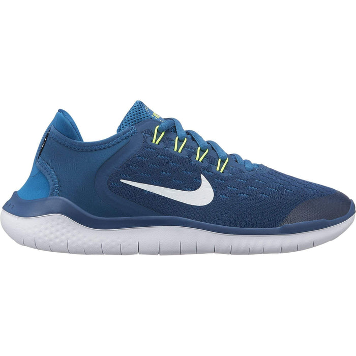Nike Kids Nike Free RN 2018 GS Kids Blue Force/Light Blue