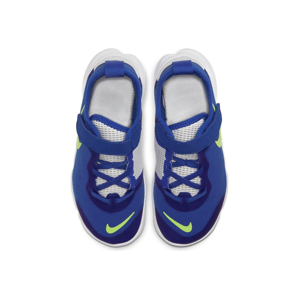 Nike Free RN 5.0 2020 Kids Hyper Royal/Ghost Green-Photon Dust - Top view