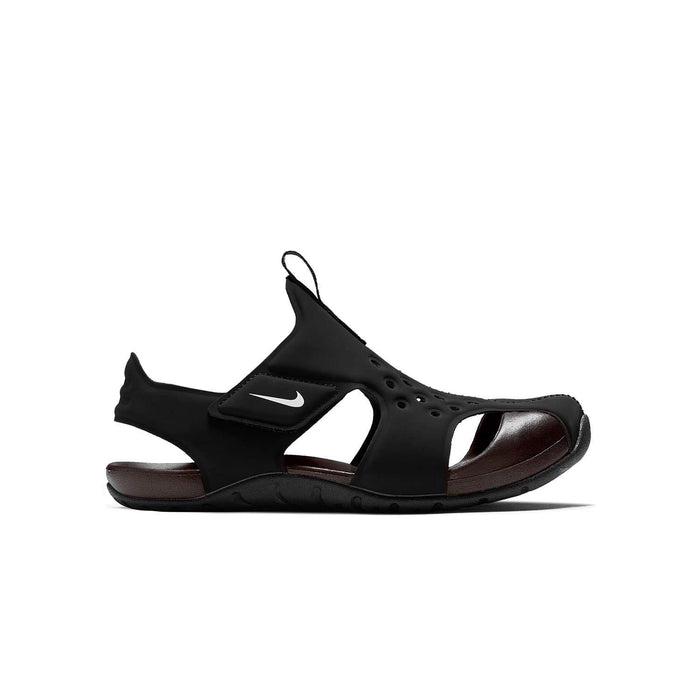 Nike Kids Nike Sunday Protect 2 Sandal Kids  PS Black/White - Right side view