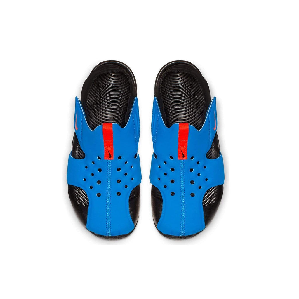 Nike Kids Nike Sunray Protect 2 Sandal Kids PS Photo Blue/Bright Crimson-Black