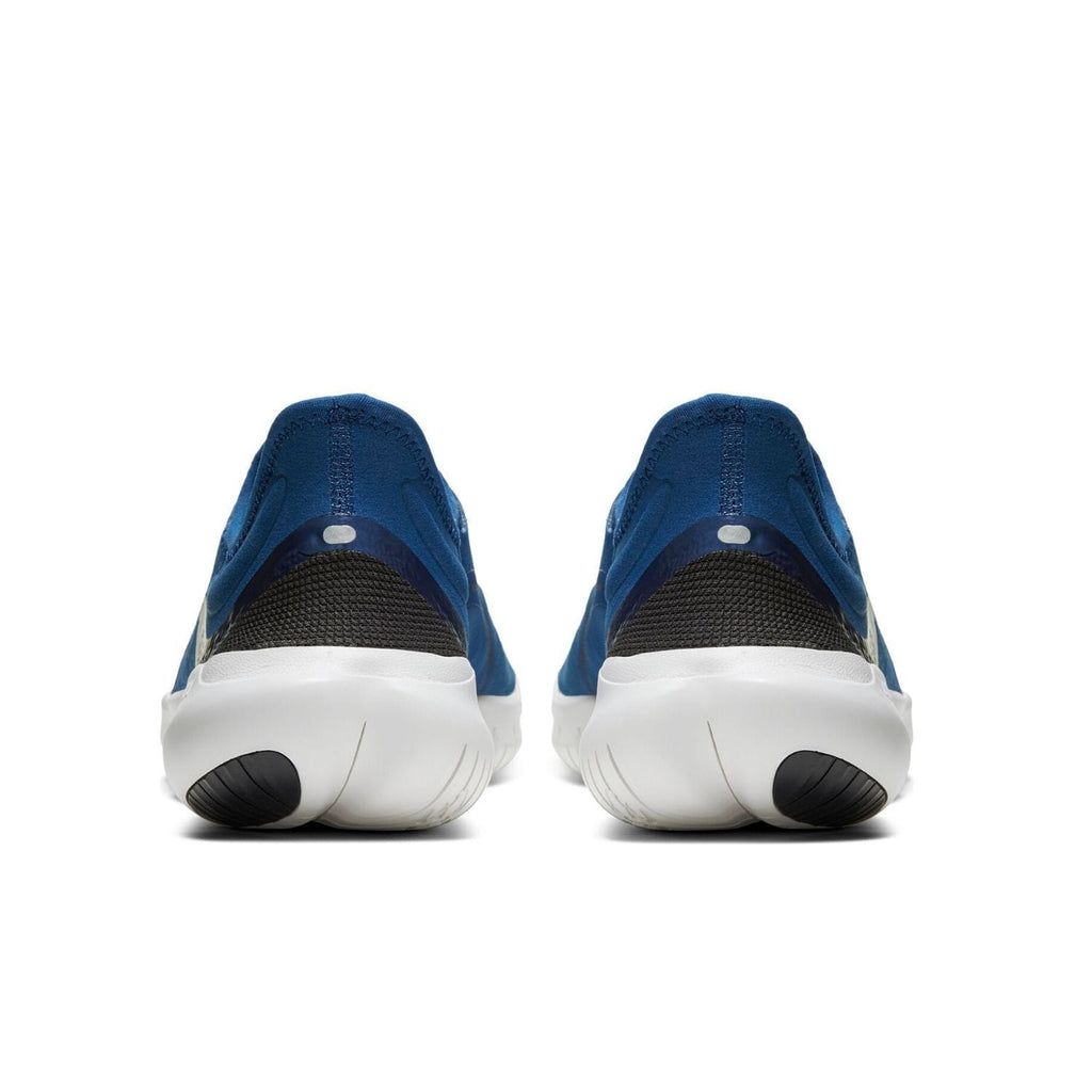 Nike Mens Nike Free RN 5.0 Mens Blue/Black - Backview
