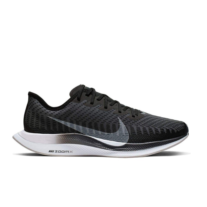 Nike Mens Nike Zoom Pegasus Turbo 2 Mens Black/White Gunsmoke Atmosphere Grey