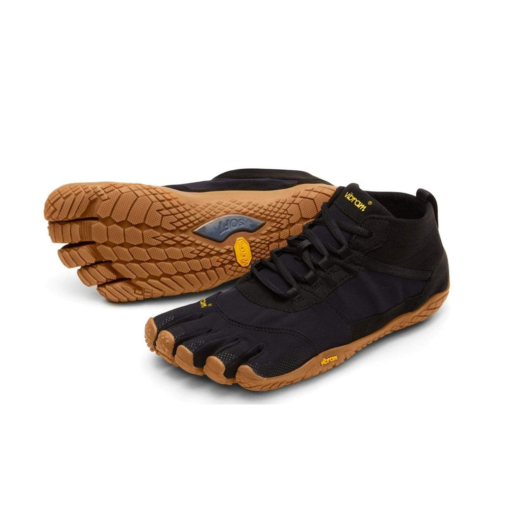 Vibram Womens Vibram V-Trek Black/Gum Womens Vibram V-Trek Black/Gum Womens | Sole Mechanics
