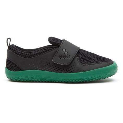 VIVOBAREFOOT Kids Vivobarefoot Mini Primus Kids Black/Green