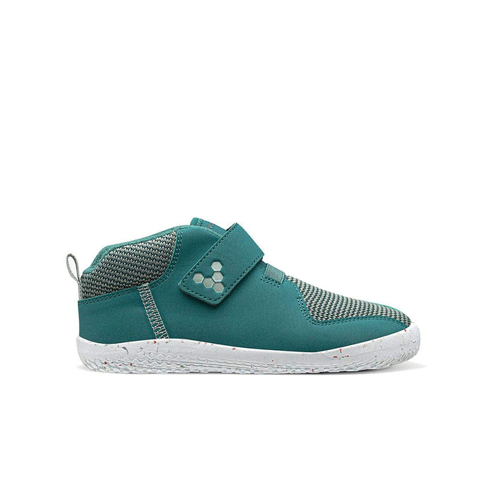 Vivobarefoot Primus Bootie Toddler Everglade Green - Sole Mechanics Natural Motion Footwear - Australia & New Zealand