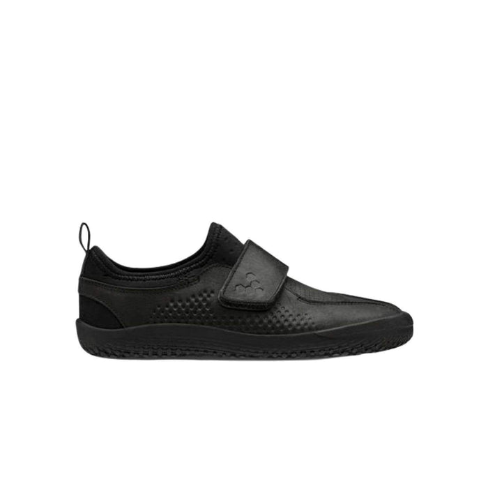 Vivobarefoot Primus School Kids Obsidian Black - Sole Mechanics Natural Motion Footwear - Australia & New Zealand