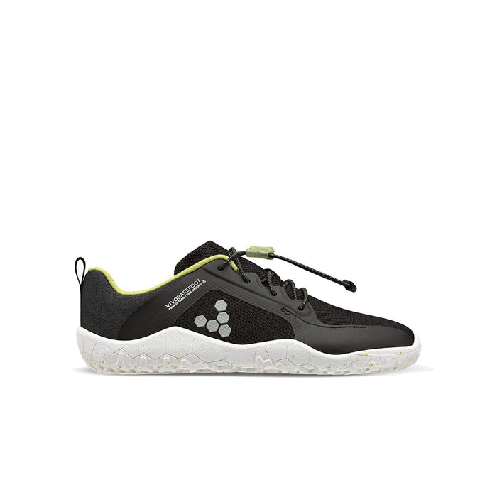Vivobarefoot Primus Trail Kids Obsidian Bio Lime - Sole Mechanics Natural Motion Footwear - Australia & New Zealand