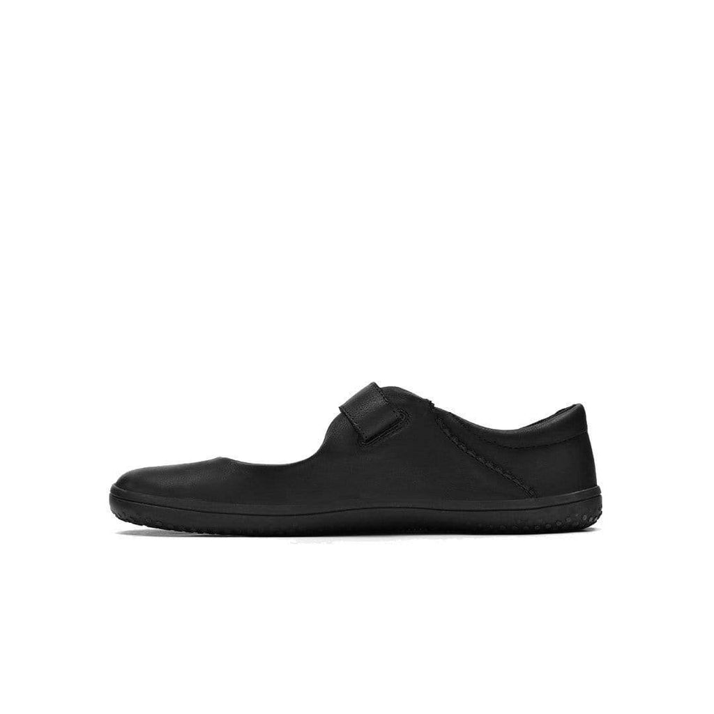 Vivobarefoot Wyn Junior Black - Sole Mechanics Natural Motion Footwear - Australia & New Zealand