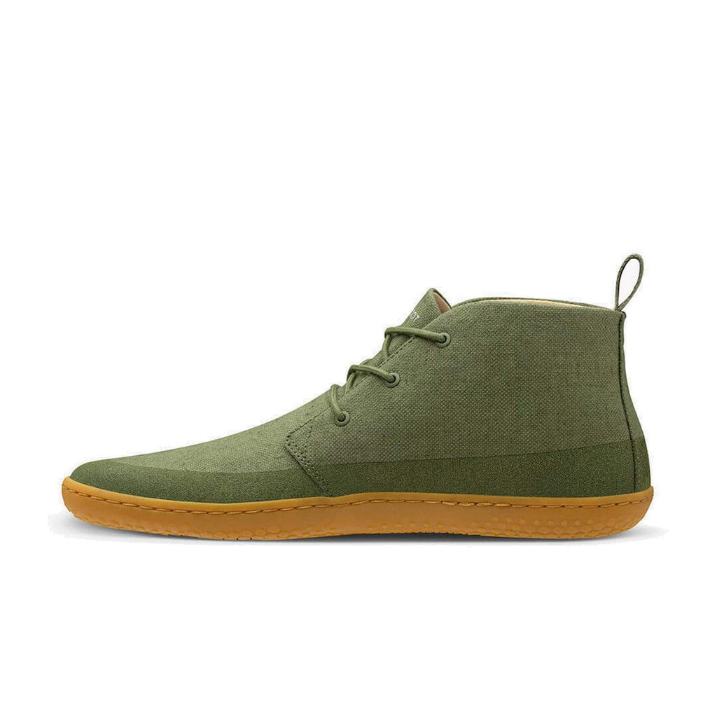 VIVOBAREFOOT Mens Vivobarefoot Gobi II Eco Hemp Mens Botanical Green Vivobarefoot Gobi II Eco Mens Botanical Green | Sole Mechanics Online