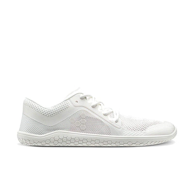 Vivobarefoot Primus Lite Mens Bright White - Sole Mechanics Natural Motion Footwear - Australia & New Zealand