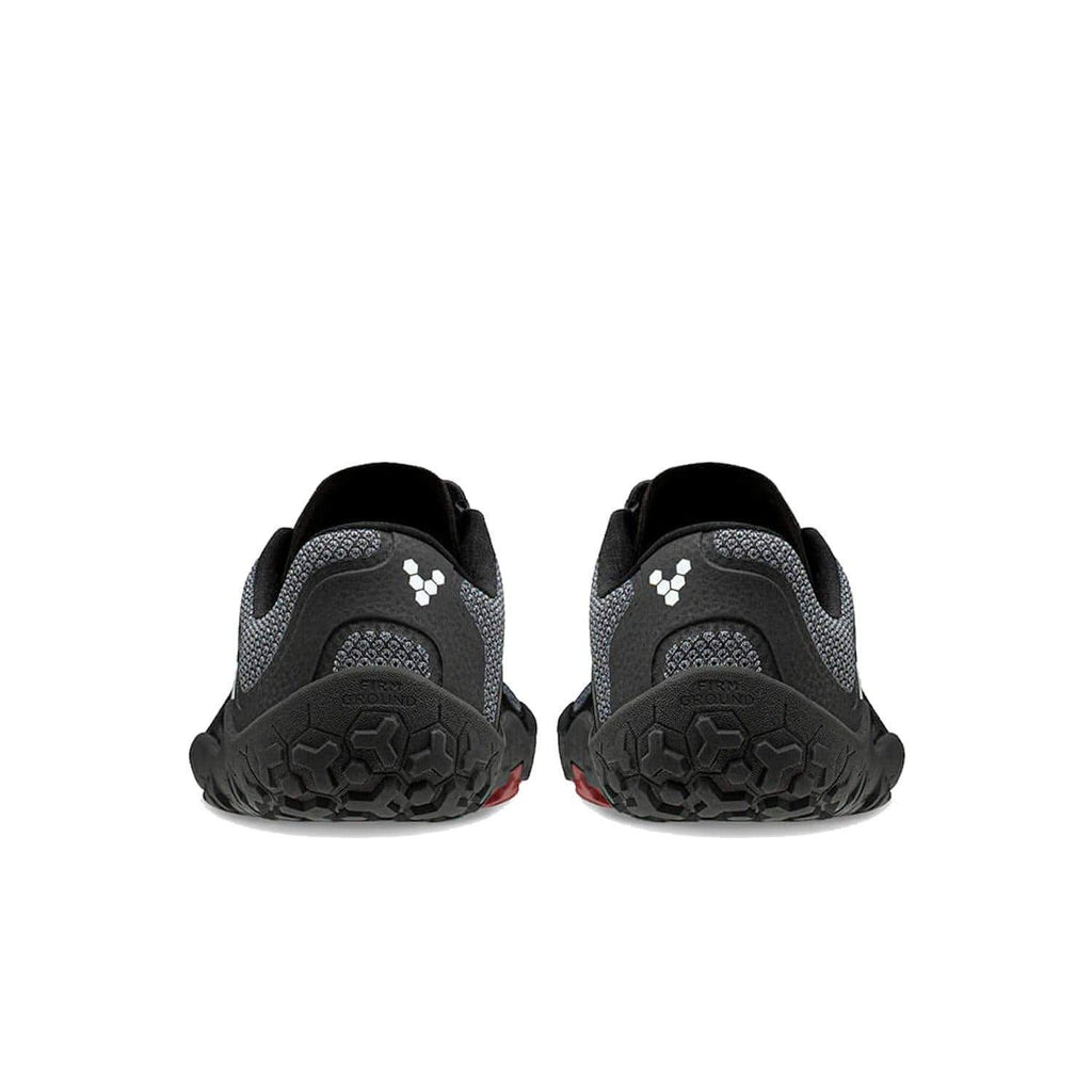 Vivobarefoot Primus Trail FG Mens Black Charcoal - Sole Mechanics Natural Motion Footwear - Australia & New Zealand