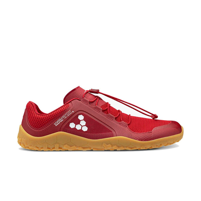 VIVOBAREFOOT Mens Vivobarefoot Primus Trail FG Mens Vivo Red Gum Vivobarefoot Primus Trail FG Mens Vivo Red Gum | Sole Mechanics