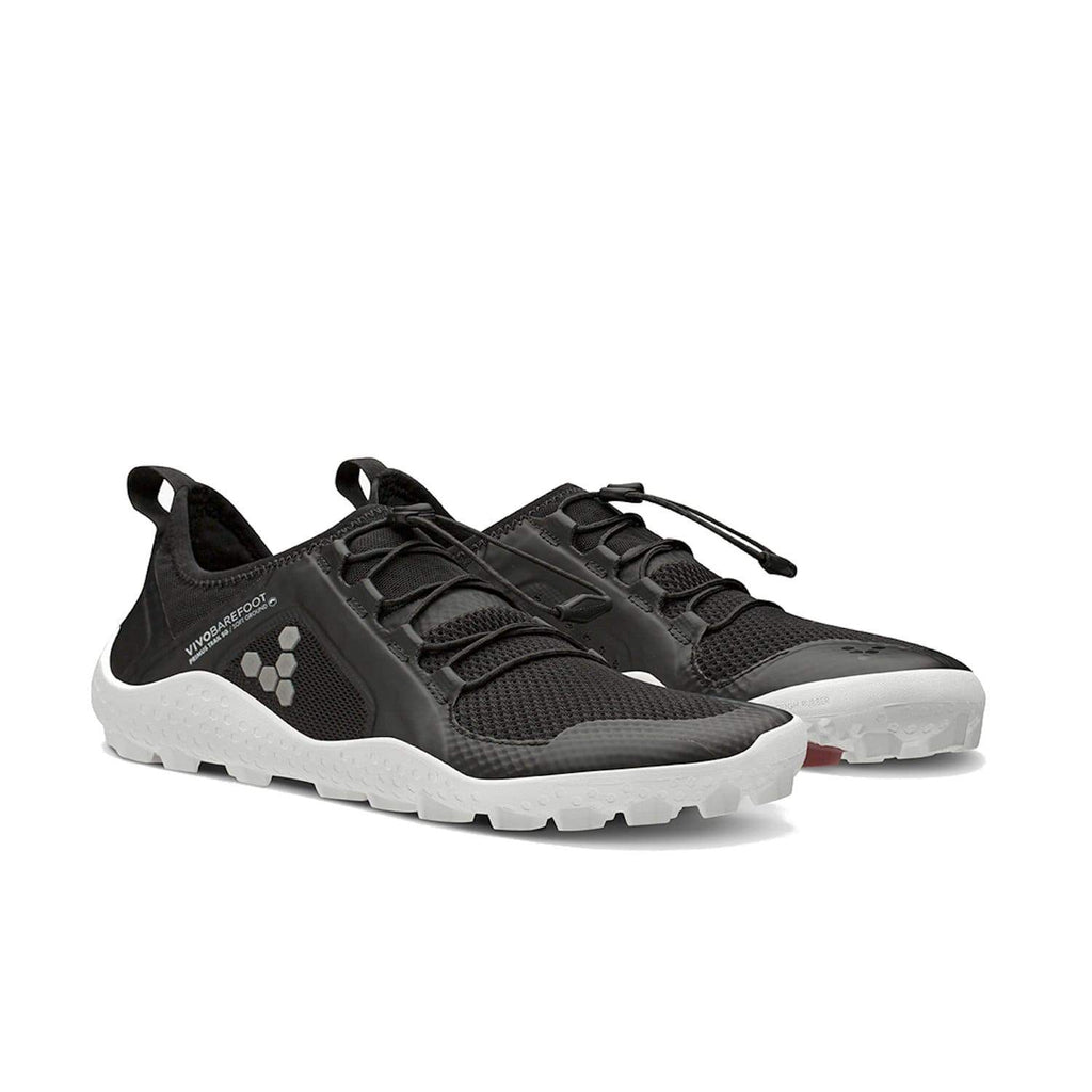 VIVOBAREFOOT Mens Vivobarefoot Primus Trail SG Mens Black Vivobarefoot Primus Trail SG Mens Black | Sole Mechanics