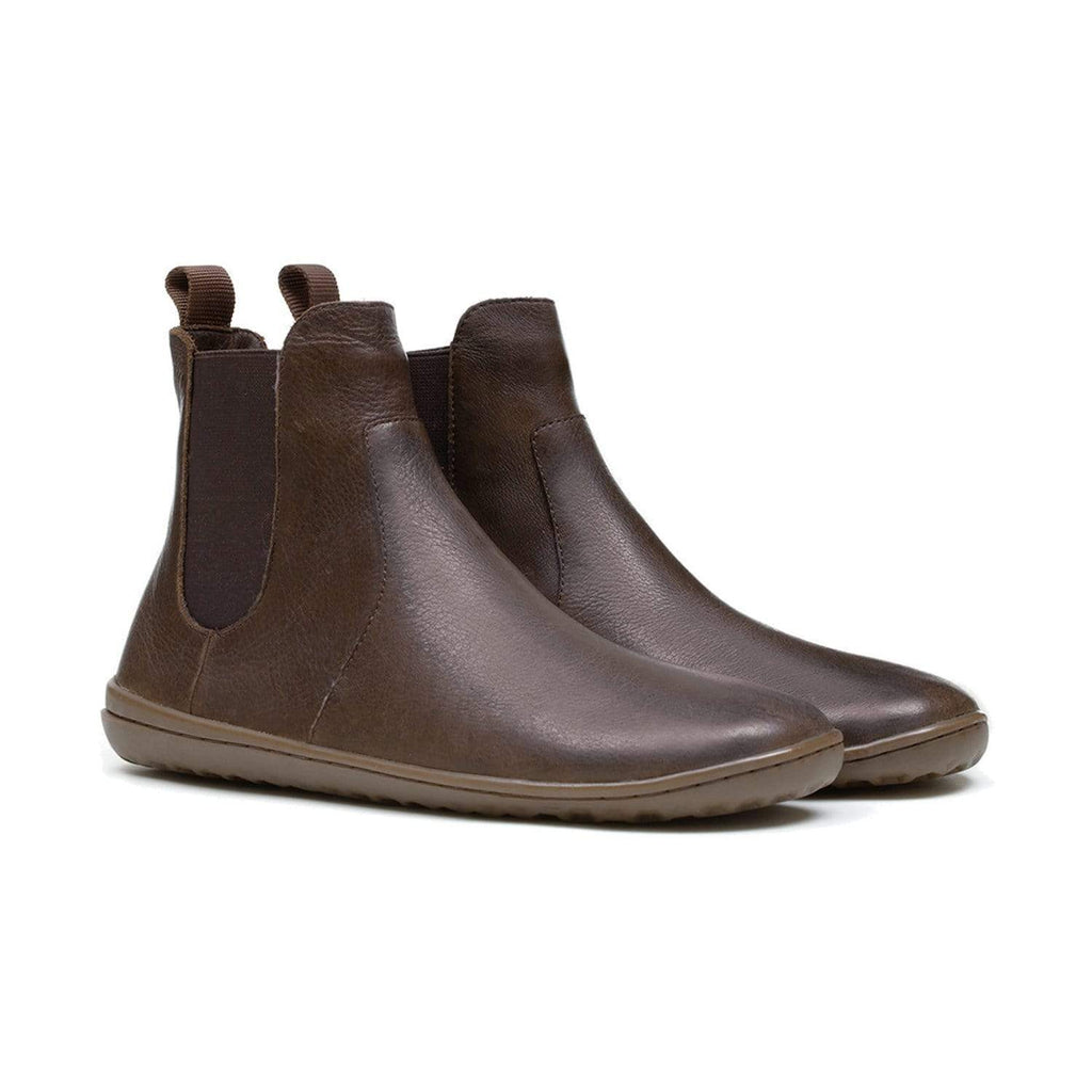 VIVOBAREFOOT Womens Vivobarefoot Fulham Womens Brown Leather Vivobarefoot Fulham Womens Brown | Sole Mechanics Online