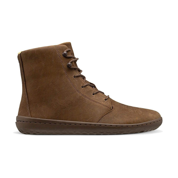 Vivobarefoot Gobi Hi III Womens Brown - Sole Mechanics Natural Motion Footwear - Australia & New Zealand