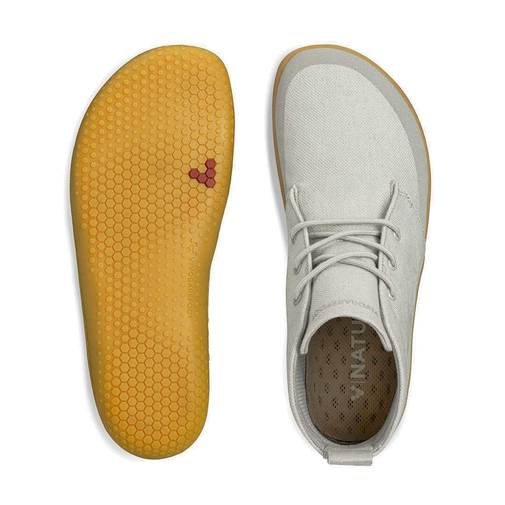 Vivobarefoot Gobi III Eco Hemp Womens Sandstone - Sole Mechanics Natural Motion Footwear - Australia & New Zealand