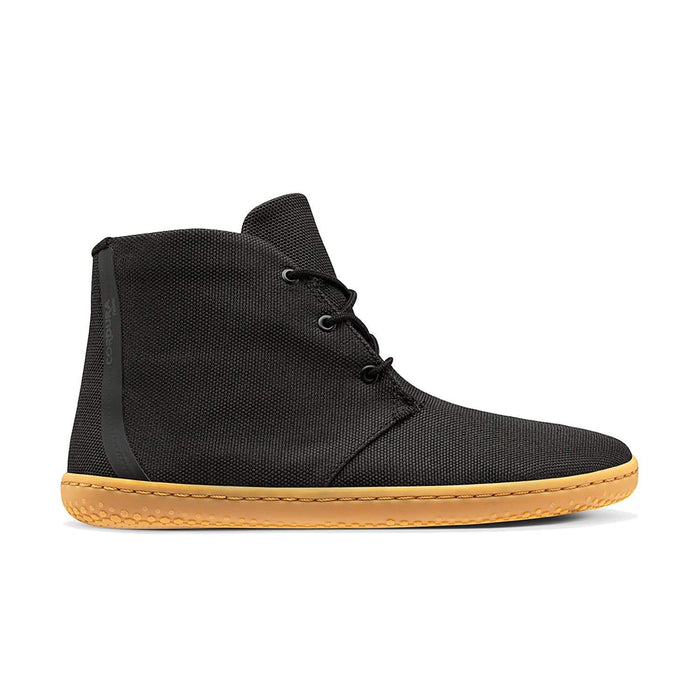 Vivobarefoot Gobi III Eco Womens Black Gum - Sole Mechanics Natural Motion Footwear - Australia & New Zealand