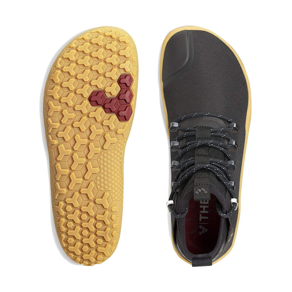 Vivobarefoot Magna Trail FG Womens Black Gum - Sole Mechanics Natural Motion Footwear - Australia & New Zealand