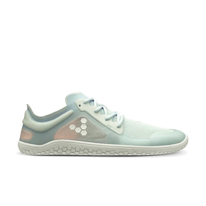 Vivobarefoot Primus Lite II Recycled Womens Ocean Mist - Sole Mechanics Natural Motion Footwear - Australia & New Zealand