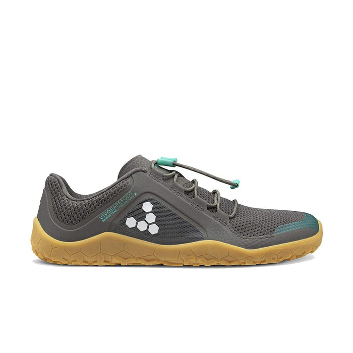 VIVOBAREFOOT Womens Vivobarefoot Primus Trail FG Womens Grey Spearmint Vivobarefoot Primus Trail FG Womens Grey Spearmint | Sole Mechanics