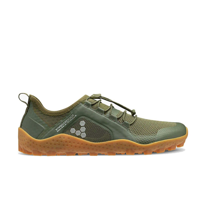 Vivobarefoot Primus Trail SG Womens Capulet Olive - Sole Mechanics Natural Motion Footwear - Australia & New Zealand