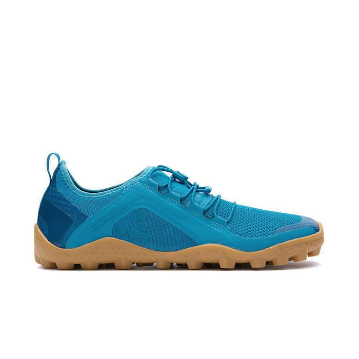 Vivobarefoot Primus Trail SG Womens Petrol Blue - Sole Mechanics Natural Motion Footwear - Australia & New Zealand