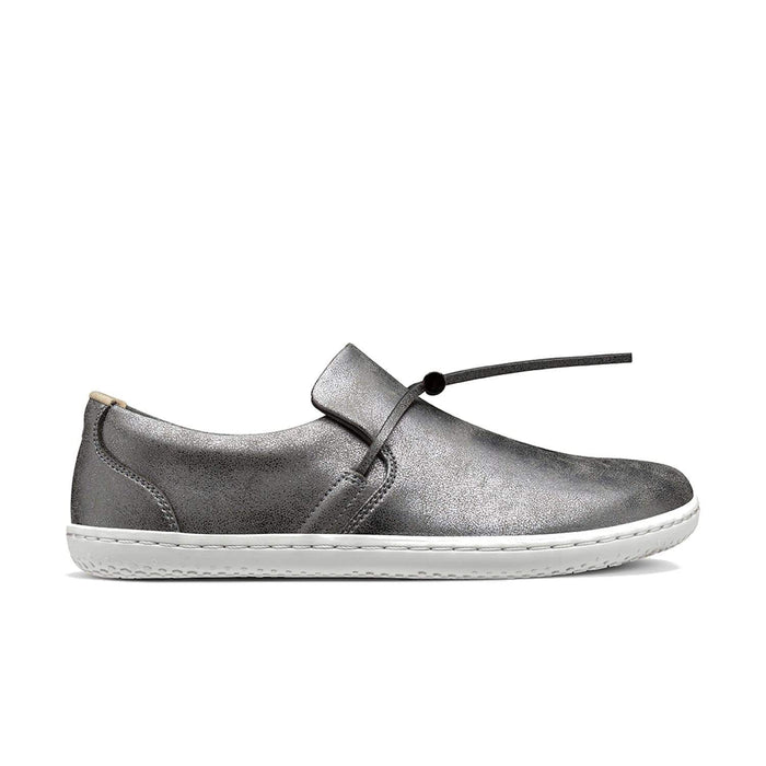 VIVOBAREFOOT Womens Vivobarefoot Ra Slip On Womens Graphite Vivobarefoot Ra Slip On Womens Graphite | Sole Mechanics