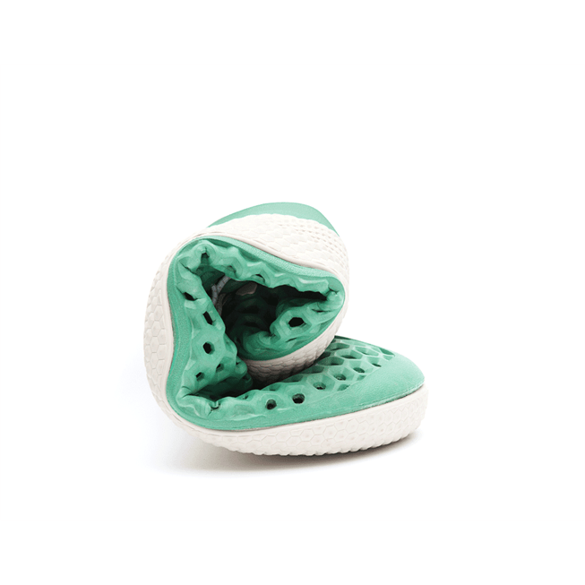 VIVOBAREFOOT Womens Vivobarefoot Ultra 3 Womens Bloom Algae Green