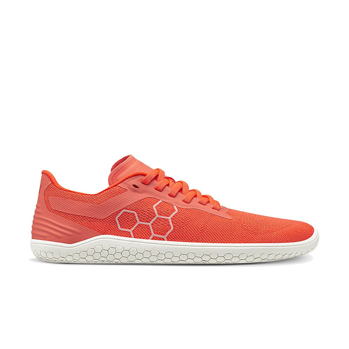 Vivobarefoot Geo Racer Womens Molten Lava - Sole Mechanics Natural Motion Footwear - Australia & New Zealand
