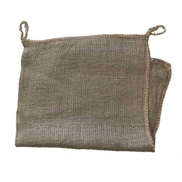 Burlap Filter Sack (for SandTraps and waste tanks)