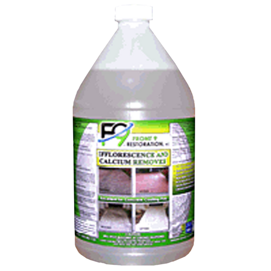 F9 Calcium and Efflorescence Remover (1 gal)