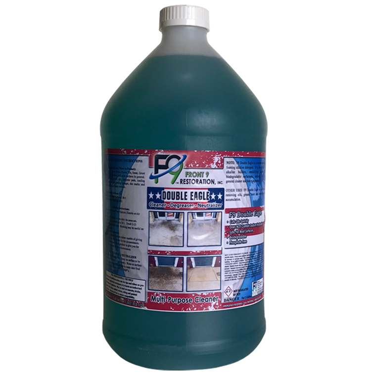 F9 Double Eagle – Multi-Purpose Cleaner (1 gal) - Bull Dog Pro Sirocco