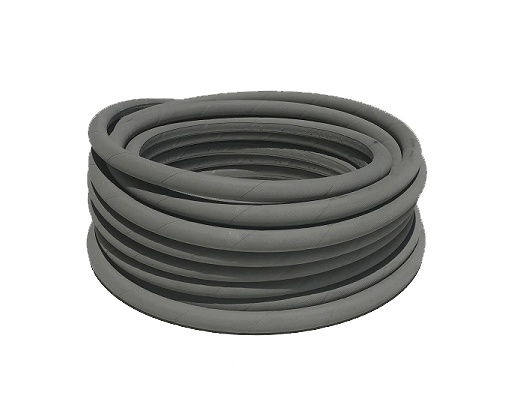"R1 ⅜"" Gray (3500 psi) High Pressure Hose - Bull Dog Pro Sirocco"
