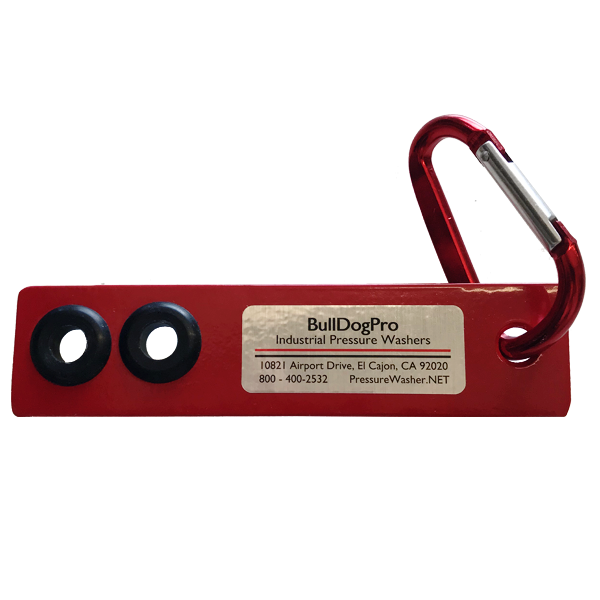 BullDogPro Nozzle Leash - Bull Dog Pro Sirocco