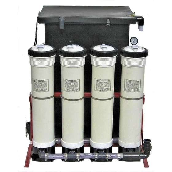 OWS 100-400 Oil-Water Separator System - Bull Dog Pro Sirocco