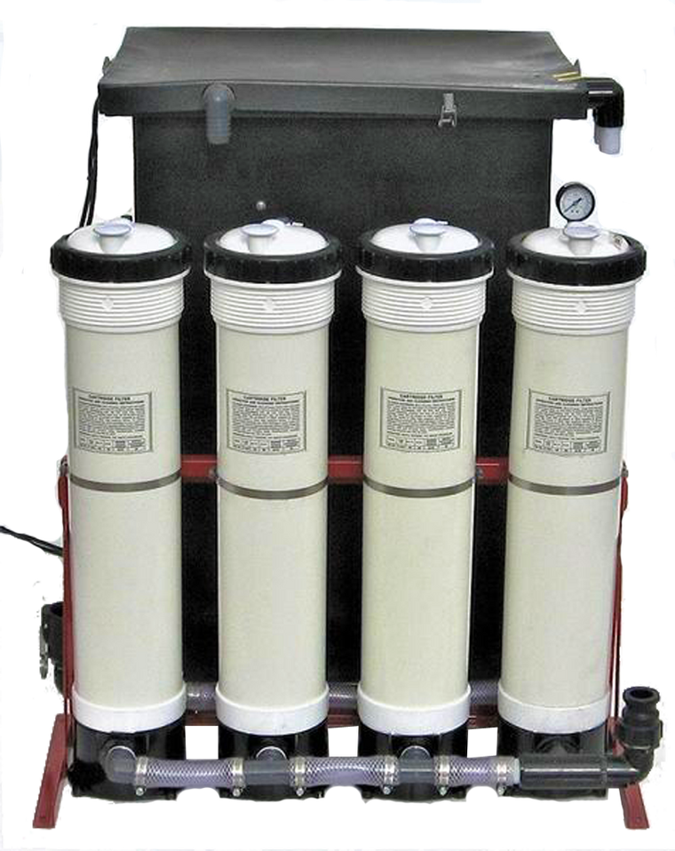 OWS 66-400 Oil-Water Separator System - Bull Dog Pro Sirocco