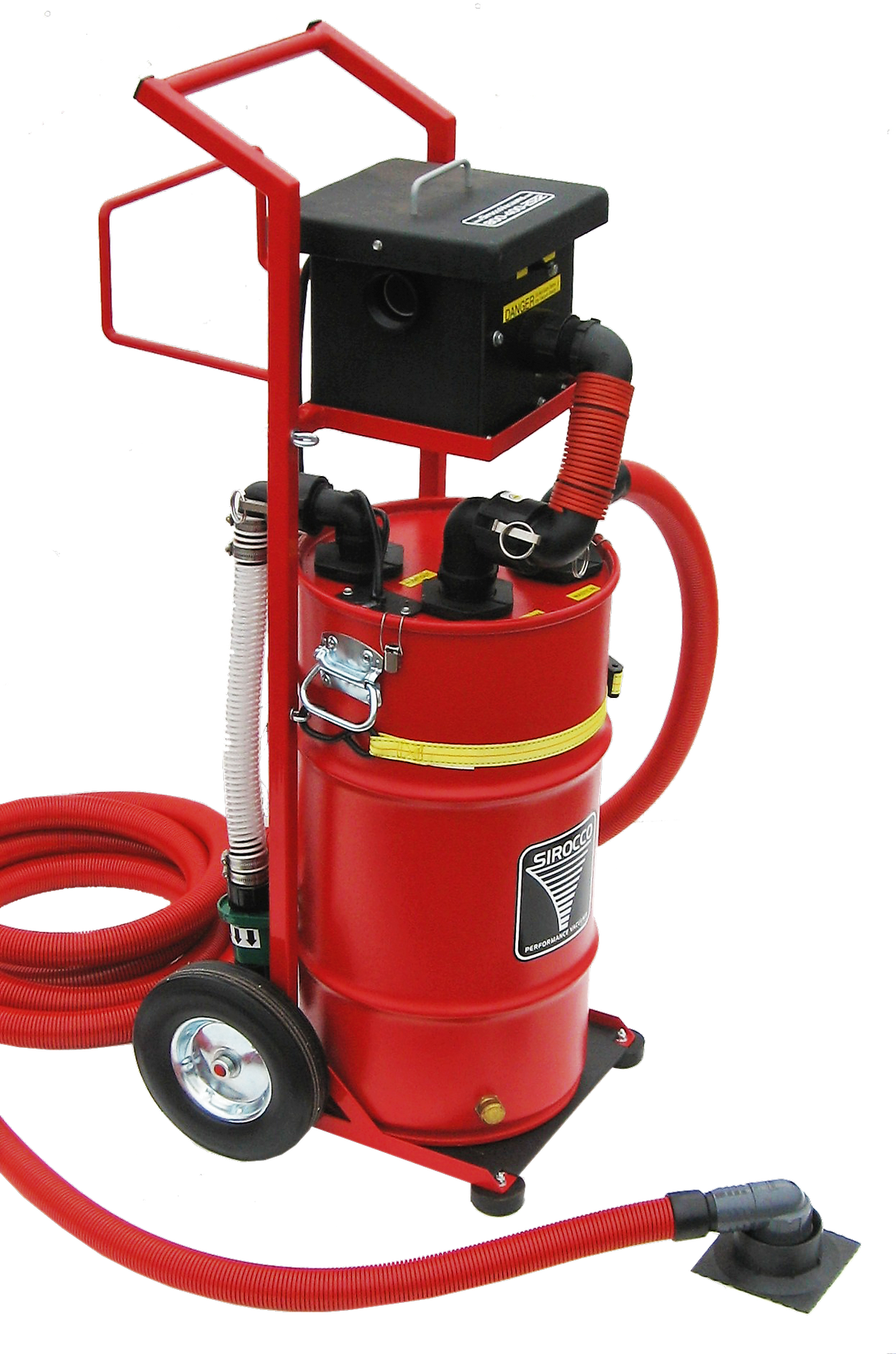 PEV1/15 Portable Electric Vacuum System
