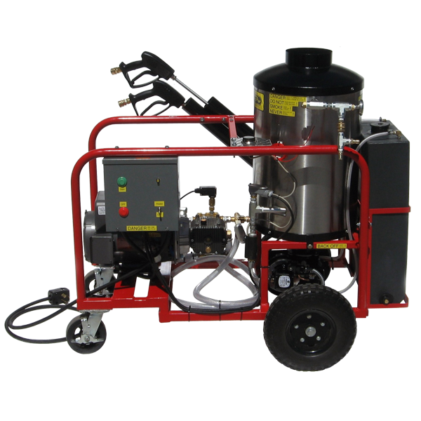 PHE4-2000 Portable Electric Pressure Washer - Bull Dog Pro Sirocco