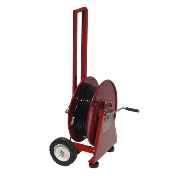Hose Reel with Cart