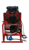 SCG6.5-4000v Stationary Pressure Washer - Bull Dog Pro Sirocco