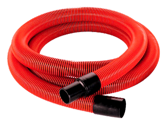 "2½"" Vacuum Hose with Cuffs (50 Feet)"