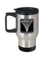 14oz. Sirocco Travel Mug - Bull Dog Pro Sirocco