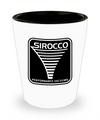 Sirocco Shot Glass