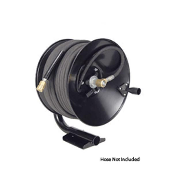 "⅜"" High Pressure Hose Reel (200 foot capacity) - Bull Dog Pro Sirocco"