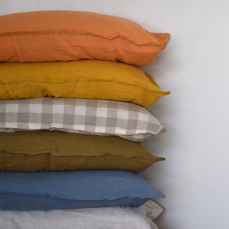 Our New Linen Bedding