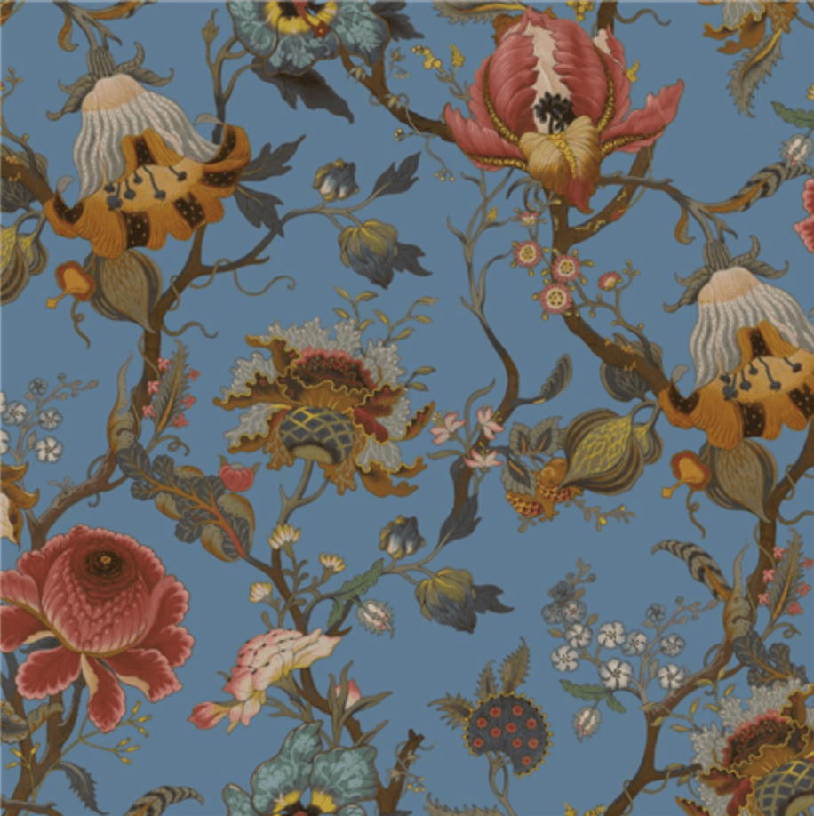 House of Hackney Artemis Azure Wallpaper pre-order