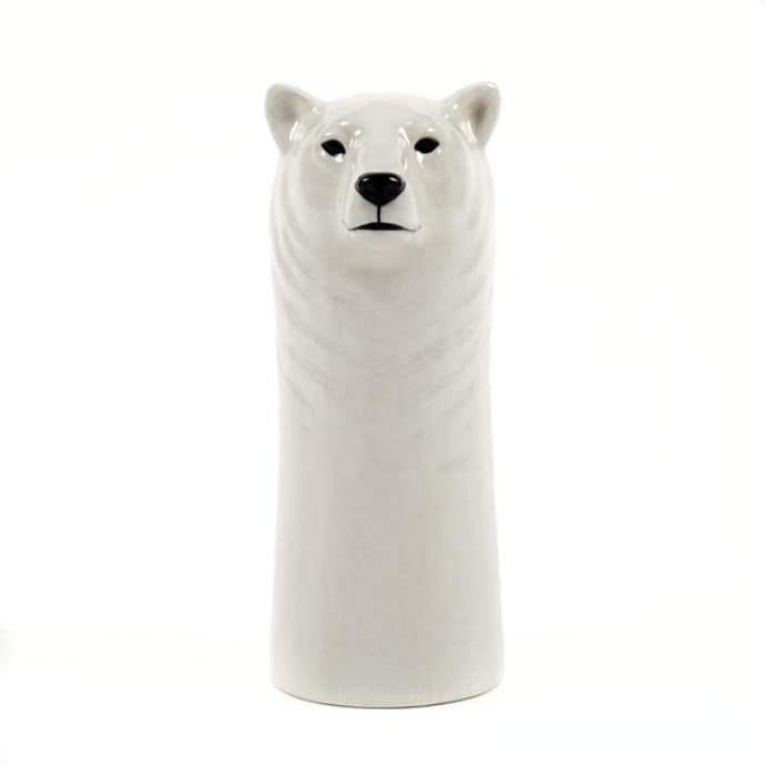 Animal Vase Polar Bear