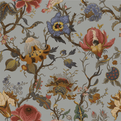 House of Hackney Artemis Dove Grey Wallpaper Pre-order